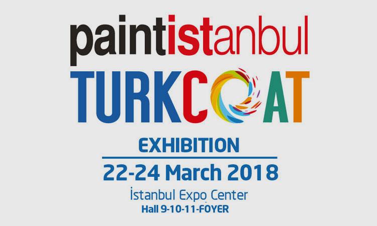 2018 Turkcoat Boya Fuarı